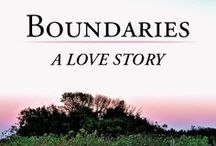 Boundaries: A Love Story / Christine Mason's debut novel is about the profound and imprudent love between two cousins, one of the East Coast and the other on the West, set in the 1980's. Abandonment, passion, family secrets and dysfunction, bipolar disorders, and legal issues, all entangle in this story of desire and societal expectations.       The book is now available on Amazon and Barnes & Noble.