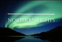 Northern Lights / Here you can find incredible Auroras Borealis photos from Iceland