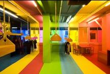 Tone/atmosphere - colours/lighting