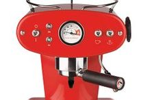 red coffeemakers