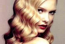 Hair Refs (Beauty Shoot) / by Leigh Righton Photography