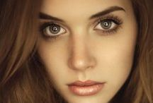 Makeup Refs (Beauty Shoot) / by Leigh Righton Photography
