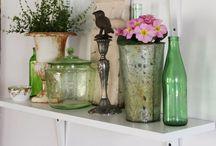 Huis decoraties / Mooie diy om ideeën op te doen voor je huis