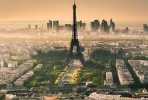 Oh la la! Paris! / Pictures of France! Mostly of Paris