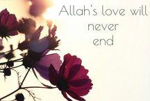 Islamic sayings! ☺️☺️