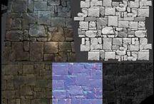 3d.2.Texturing / #Texturing #Texture #NormalMap