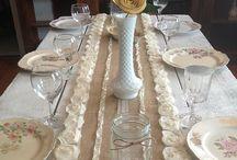 Mooi gedekte tafels / Mooi gedekte tafels