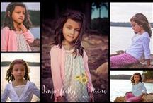 Imperfectly Divine Creations Children Portraits