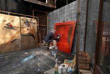 Artist - Atelier