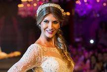 Desfile de vestidos de noiva da Black Tie - Salão CasaModa Mais 2015