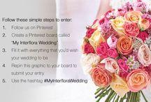My Interflora wedding / #myinterflorawedding