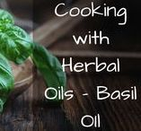Cooking with Oil / The best oils for cooking and diets, recipes, ideas and much more...