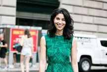 Caroline Issa / Tank Magazine's executive fashion director