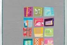 Quilting wonky / Wonky quilting ideas