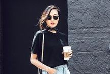 Chriselle Lim / blogger,Stylist and Digital Influencer