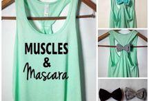 Girly fitness