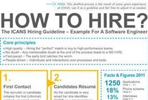Hire the Best Candidate | Job Hiring Tips | For Recruiters / This board is for all Employers, Hiring Managers, Recruiters, Human Resource, etc who are looking for ways on how to choose the perfect applicant and hire in their company.