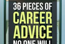 Career Advice / Resources to help with your job search, including career advice, career change information, job descriptions, career education, career choices, career tests and quizzes, and career information.