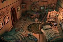 5.5.Arch_Interior / #Interior #Room