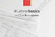 mit <3 von &lehrermarktplatz / Eigens von &lehrermarktplatz erstellte eBooks für Lehrer, Referendare & Studenten.  Kostenlose Tipps & Tricks von und für Lehrer.