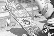 Surfboards & skate boards / by Pedro Gonzalez