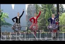 Highland Dances - Fling, Sword, Seann Truibhas, Reels / by Discover Scottish Dance