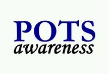 POTS (Postural Orthostatic Tachycardia Syndrome) ❤❤ / My daughter has P.O.T.S. and I never heard of it before. I want to learn more about it and anything that will help her feel her best!!!