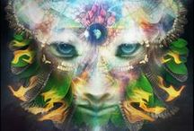 tripped / psychedellic arts