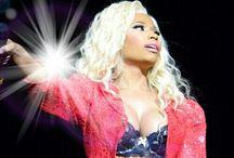 иι¢кι мιиαʝ ριик fяι∂αу/яσмαи яєℓσα∂є∂ тσυя / Pictures Of Nicki Minaj's Amazing Tours / by ╚»★«╝ɢѧɢѧsɰıғţ╚»★«╝