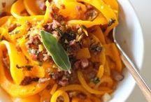 Enticing Entrées / An assortment of delicious recipe ideas for your main course.