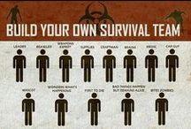 Zombie & survival stuff