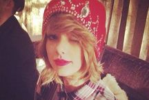 тαуℓσя ѕωιfт нαтѕ / Taylor Wearing Hats / by ╚»★«╝ɢѧɢѧsɰıғţ╚»★«╝