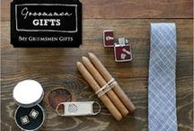 Wedding Gifts / Great ideas for original wedding favours and unforgettable groomsmen and bridesmaids gifts.