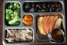 Lunch Box / A board for packable lunches and snacks!