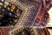 Crochet-Squares / by Betsy Gale