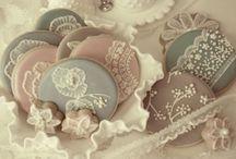Decoration _Cookie / by Kate Samarskaya