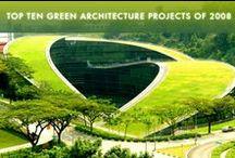 Gröna tak & väggar