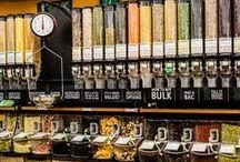 Bulk Bin Bargains! / Great recipes and money saving tips featuring inexpensive bulk bin items.