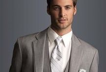 Tuxedos / Men's tuxedos, boutonnieres and style for the wedding day