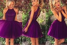 Holiday Party Dresses / Short formal gowns for all occasions, including homecoming, pageants and holiday parties.