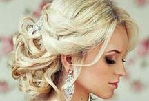 Bridal Hairstyles / Hairstyles for brides
