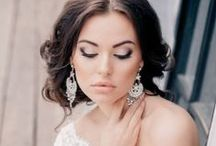 Beautiful Bride To Be / Get inspired here for your perfect wedding look.