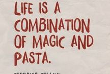 Food Fun! / Fun food designs and quotes about food.   WE LOVE FOOD!