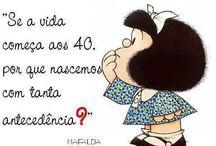 Mafalda / Tiras em quadrinhos inteligentes