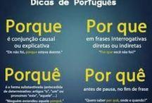Português / Para entender e escrever melhor!