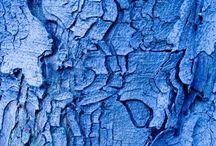 - Blue -