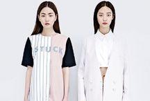 Pale / Pale, pastel, fashion, trend