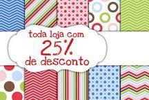 PROMOÇÃO DE SCRAPBOOK / Toda a loja da Scrap ´n Art, está com 25% de desconto mais 5% se comprado com boleto. Uma das maiores lojas de Scrap do Brasil, tudo o que você precisa em scrap você pode encontrar. CONFIRAM - www.scrapnart.com.br