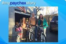 #MyPaychexStory / Employees share their stories and thoughts about working at Paychex.