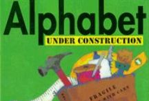 Alphabet Under Construction / Activities and information for Alphabet Under Construction and other alphabet and construction ideas.